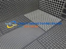 Sản phẩm lưới inox hàn 304 cao cấp