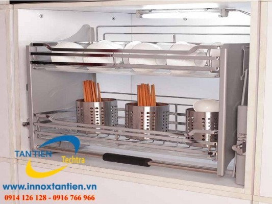 Báo giá tủ Inox đựng bát đĩa giá thành cạnh tranh nhất hiện nay