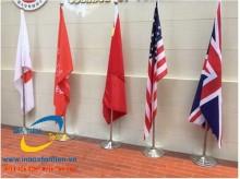 Tìm hiểu các loại cột treo cờ inox phổ biến nhất hiện nay