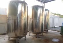 Bể xử lý nước thải inox, bể lọc nước inox