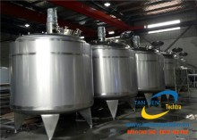 Mẫu bồn bể Inox SUS 304, SUS 201, SUS 316 và SUS 430 chính hãng, chất lượng cao