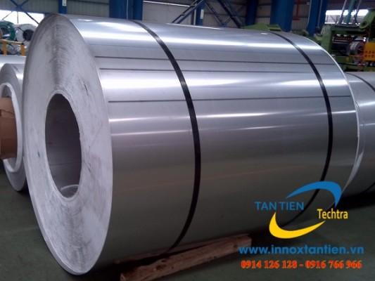 Chuyên cung cấp phân phối cuộn Inox chất lượng cao tại Hà Nội