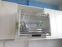 Giá kệ inox tủ bếp bền đẹp