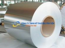 Cuộn inox 304 quy cách 1000 - 1200up x 0.6mm (BA)