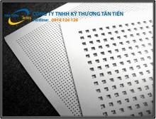 Kích thước tấm inox đục lỗ 304, 304L giá bao nhiêu tại Hà Nội?