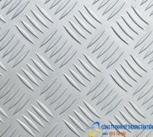 Tấm chống trượt inox 2,5 mm 316 - 304 - 201