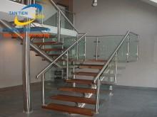 Báo giá lan can cầu thang Inox SUS 304 giá bao nhiêu là đẹp?